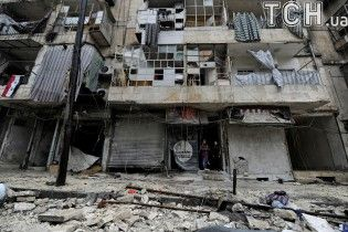 Житлові квартали сирійського Алеппо обстріляли хімічною зброєю - ЗМІ
