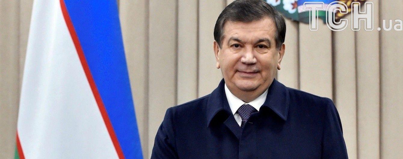 В Узбекистані обрали нового президента