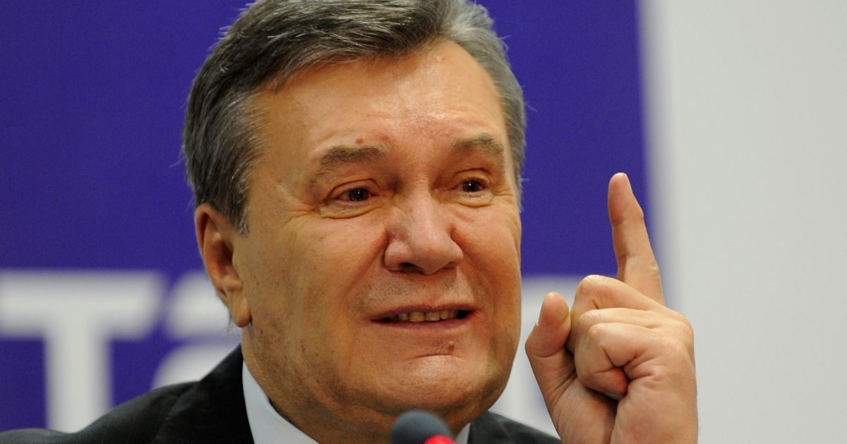 Янукович заявил, что Левочкин и Фирташ могли за его спиной спровоцировать Майдан