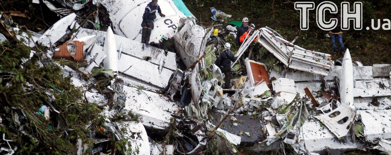 Уцелевшие после катастрофы колумбийского самолета рассказали о последних минутах перед трагедией