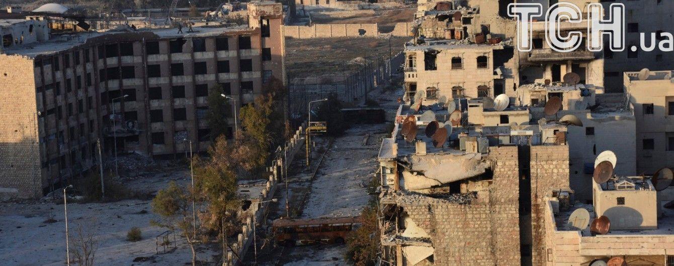Ситуація в Сирії є сигналом Україні про реальні можливості її друзів - Кулеба