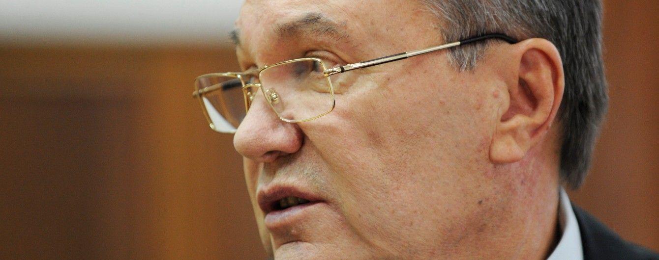 У Кремлі розповіли, як стежать за Януковичем