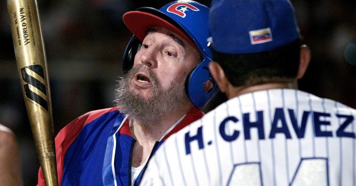 Кастро нередко играл в бейсбол