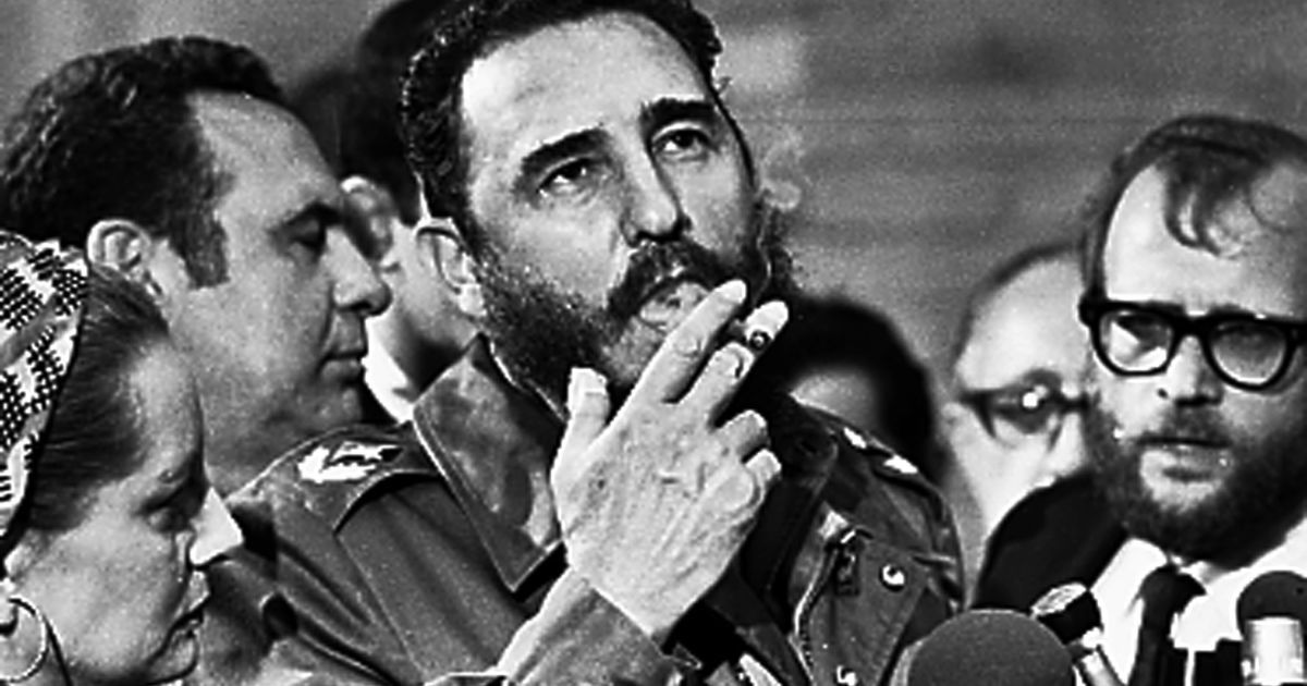 Фидель Кастро был лидером революции 1959 года, которая свергла поддерживаемого Соединенными Штатами диктатора Фульхенсио Батиста
