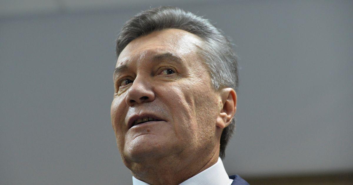 Прохання до Путіна ввести війська і подяка спонсорам терористів: про що говорив Янукович у Ростові