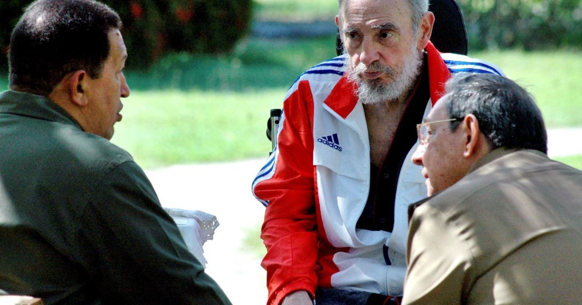Последние дни Кастро