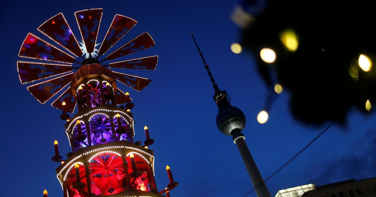 Рождественский Берлин