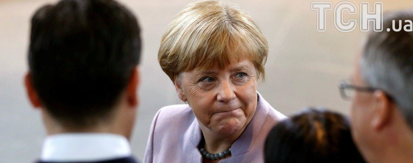 Меркель закликала Путіна відновити перемир'я в Алеппо