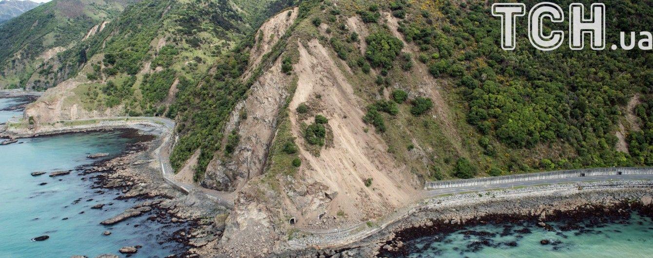 Острова Новой Зеландии сближаются после серии землетрясений - геологи