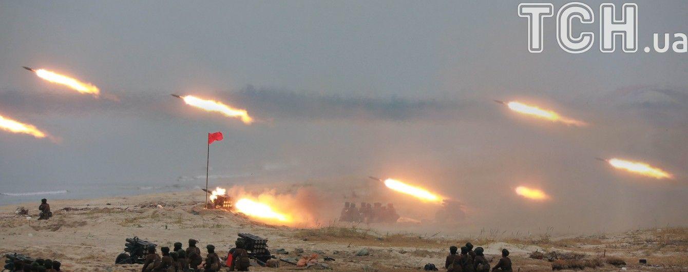 КНДР тренується нападати на Південну Корею