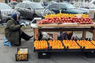 """Россия """"помогла"""" снизить цены на импортные фрукты и овощи в Украине"""