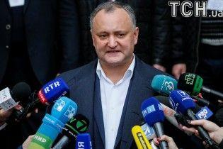 Президент Молдови Додон розкритикував новий український закон про освіту