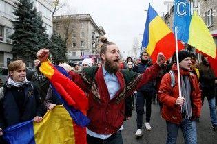 У Молдові спалахнули протести проти результатів виборів