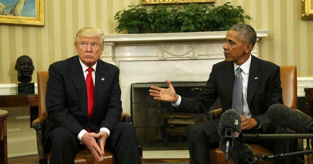 Обама призвал Трампа бороться с РФ при необходимости