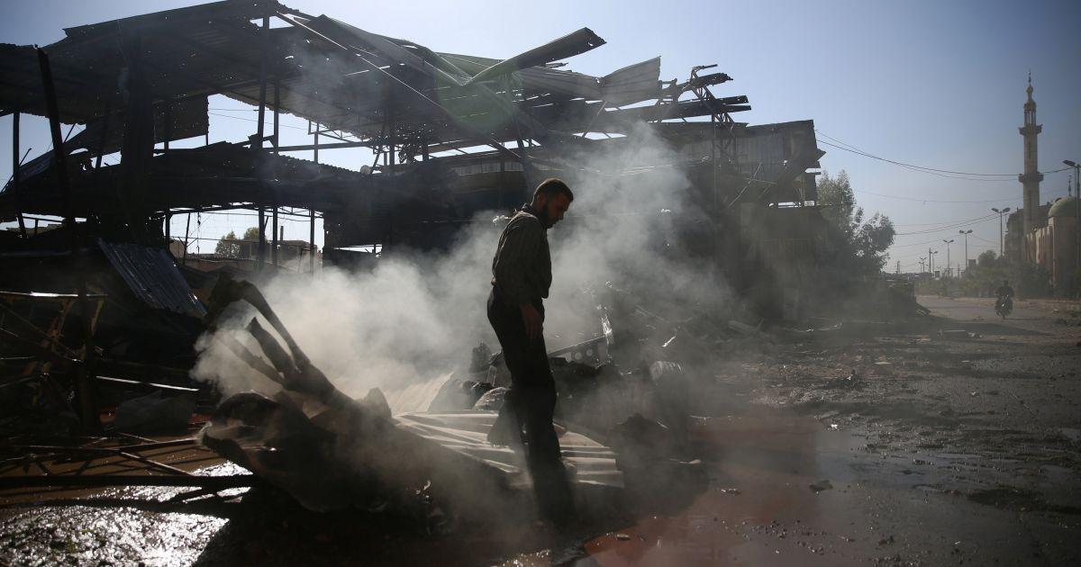 Минобороны РФ подтвердило смерть 21 военного в Сирии и рассказало подробности обстрелов