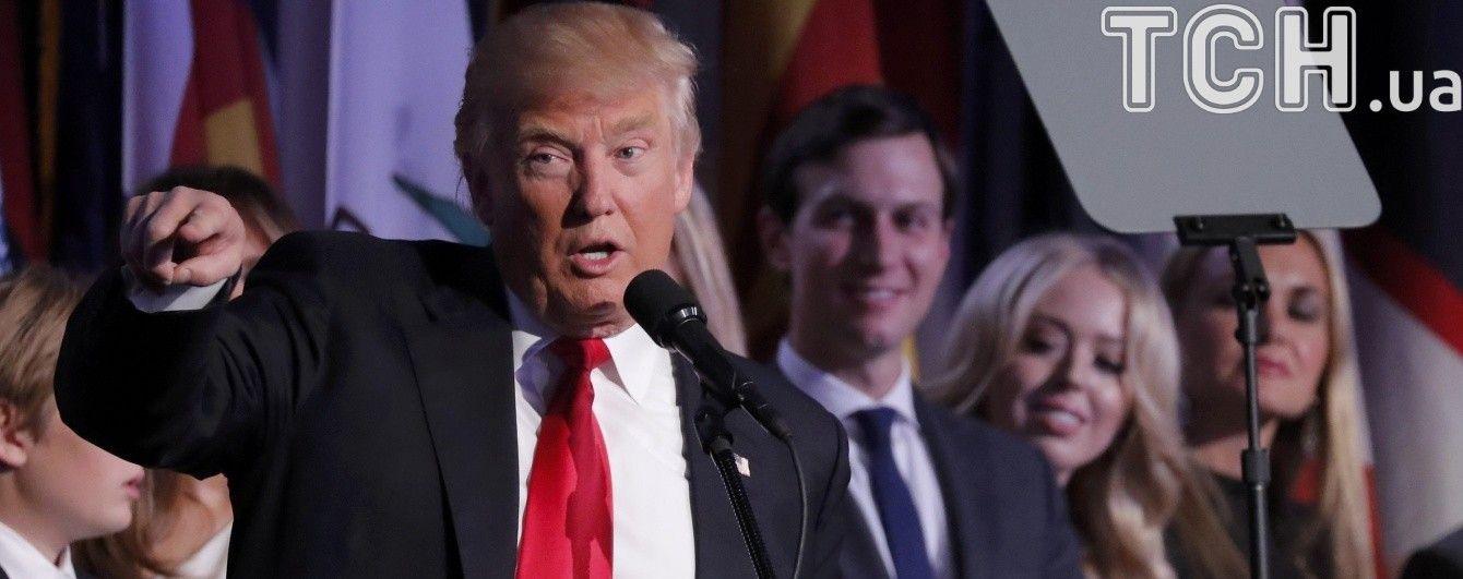 У Порошенка сподіваються, що Трамп подовжить санкції США проти Росії