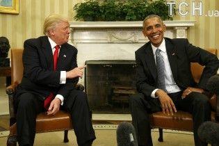 Смех в Белом доме