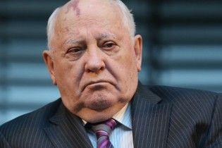 Кровавая телебашня: Горбачеву вручили повестку по делу о гибели 16 человек в Вильнюсе