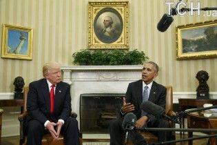 У Трампа убеждены, что санкции Обамы направлены против новой администрации США