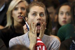 Самые яркие фото дня: шок сторонников Клинтон, сладкий Трамп