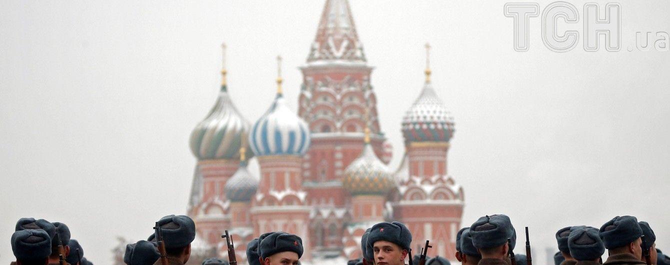 Мешканець Києва за лайки у соцмережі заспівав гімн України на Красній площі