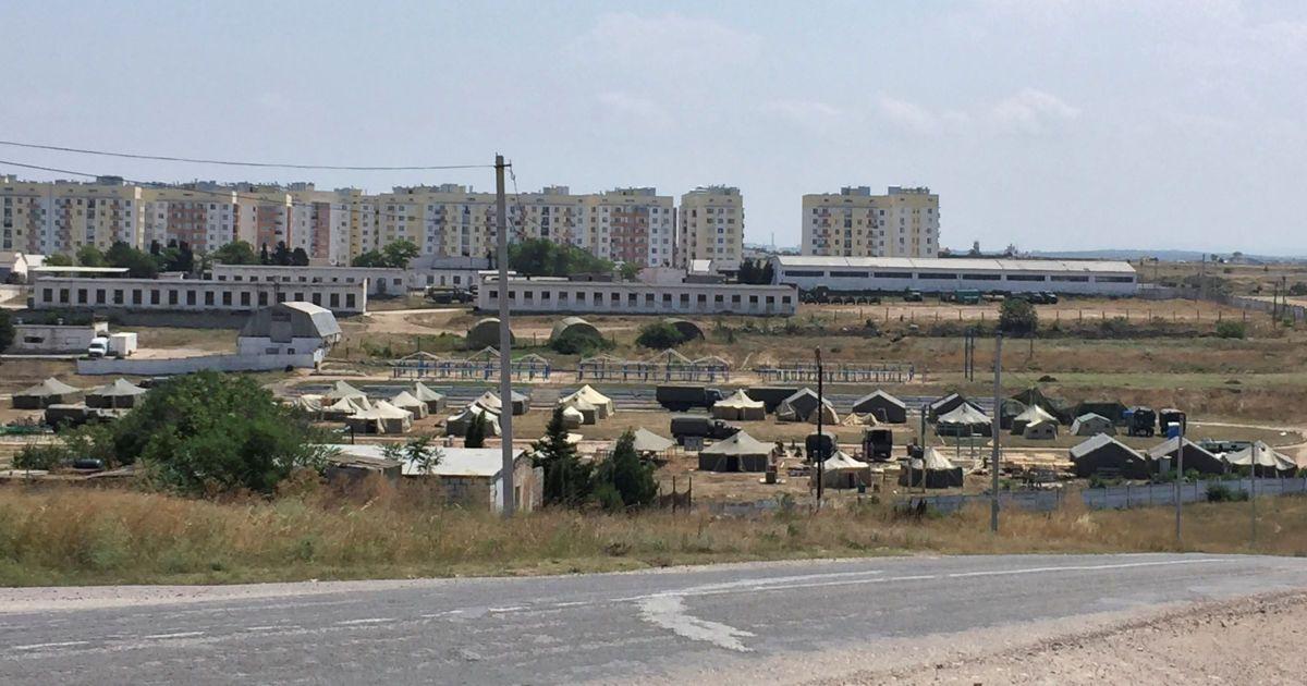 Військова база РФ у Севастополі