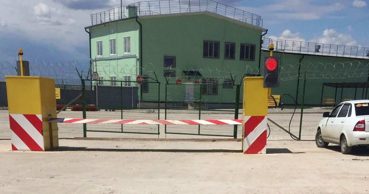 Військова база РФ у Перевальному