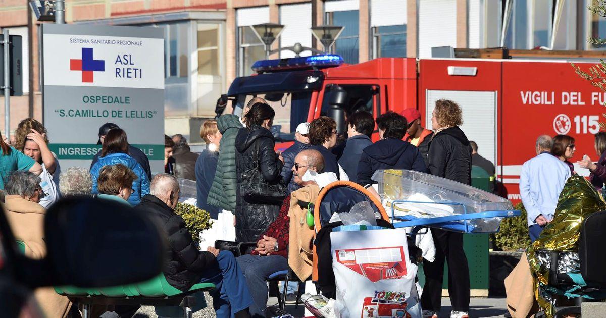 У Рієті евакуювали пацієнтів лікарні @ Reuters