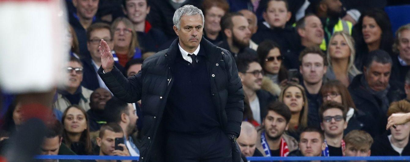 """""""Челсі"""" принизив Моурінью, забивши """"Манчестер Юнайтед"""" чотири сухих голи"""