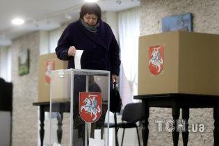 На виборах у Литві переміг Союз селян і зелених, соціал-демократи підуть в опозицію