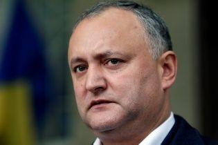 В Молдове планируют отменить должность президента