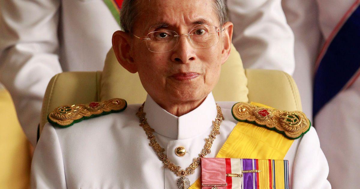 Король Таїланду Пхуміпон Адульядет @ Reuters