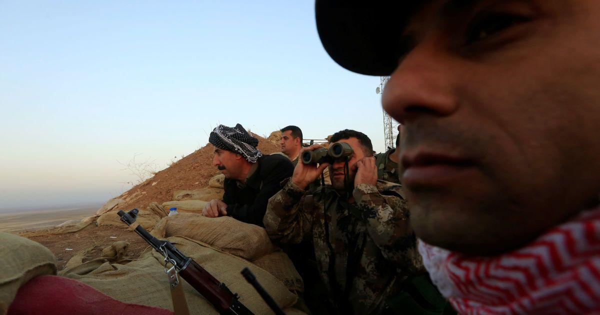 Операцію зі звільнення Мосула ведуть з трьох фронтів