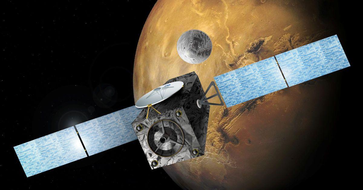 Американський вчений припустив, які мутації відбудуться з людьми на Марсі