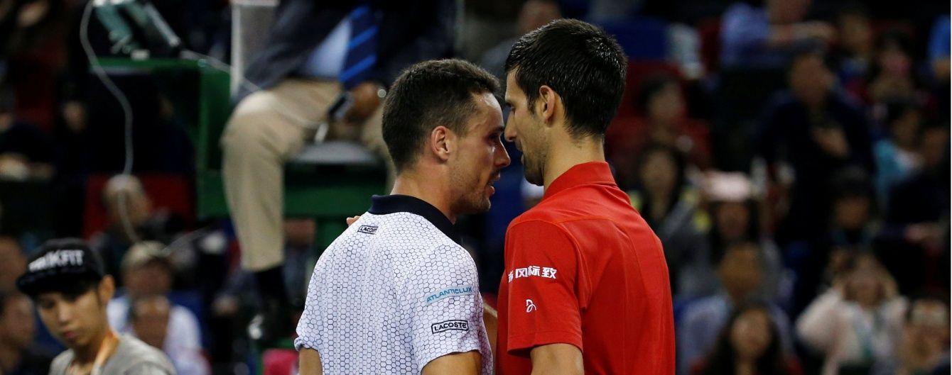 Легендарного Джоковича не пустив до фіналу турніру в Шанхаї 19-та ракетка світу