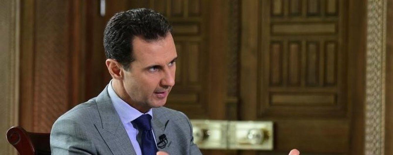 Асад планує залишатися президентом Сирії до 2021 року