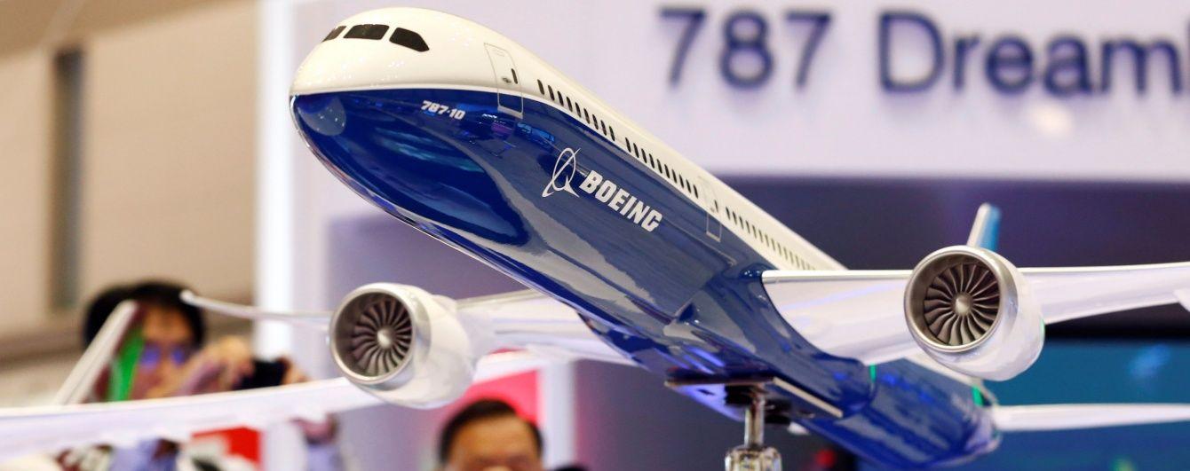 Іран купить у американської компанії Boeing 80 літаків на суму 16 млрд доларів