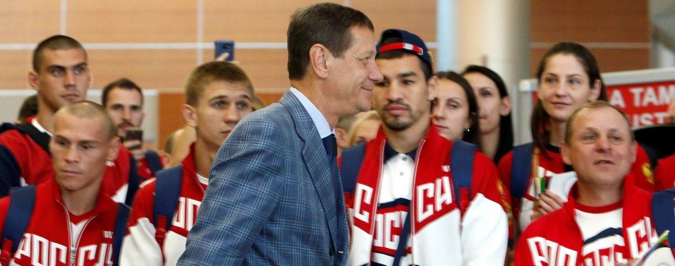 """Еще пять российских легкоатлетов забанены за """"допинг"""""""