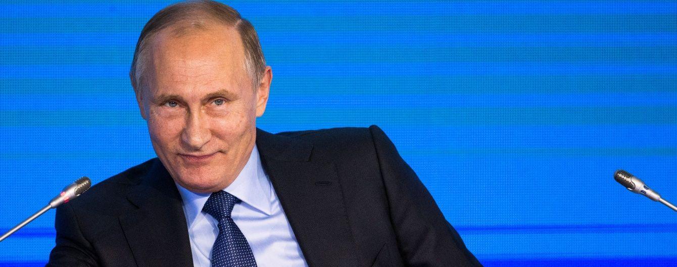 Президентська розмова: Путін обговорив з Трампом відносини РФ і США