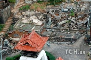 Поблизу Японії стався ще один потужний землетрус