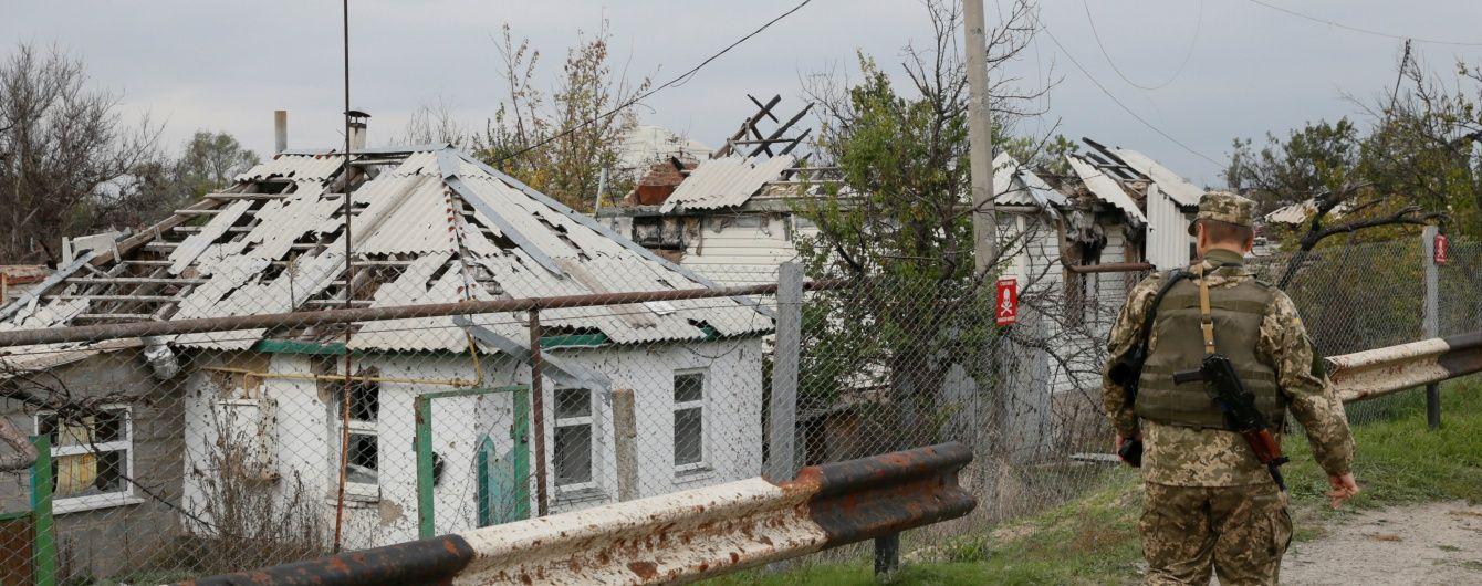 Розведення сил біля Станиці Луганської не відбулось