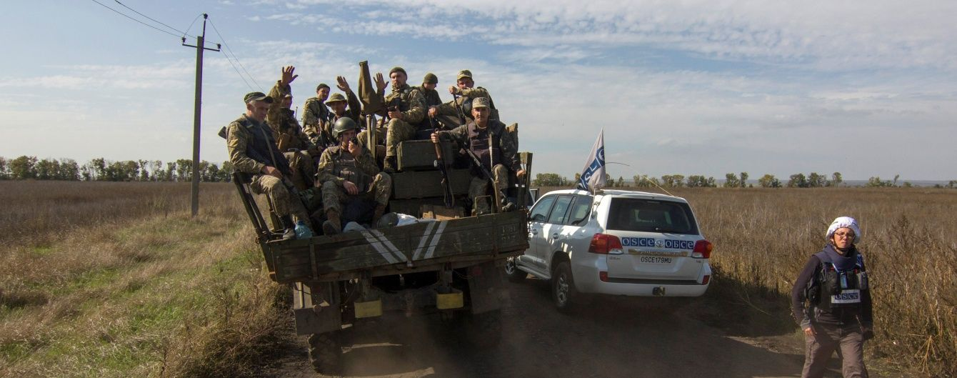 Марчук розповів про головну ідею розведення сил на Донбасі на трьох ділянках