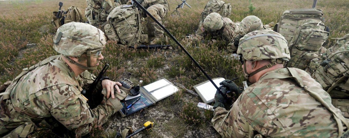 У Латвії оголосили про підвищену готовність армії через дії Росії