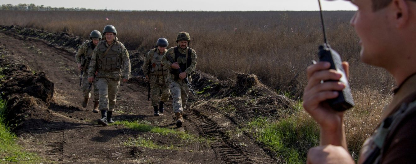 Демілітаризація не принесла миру: поблизу Катеринівки на Луганщині досі стріляють