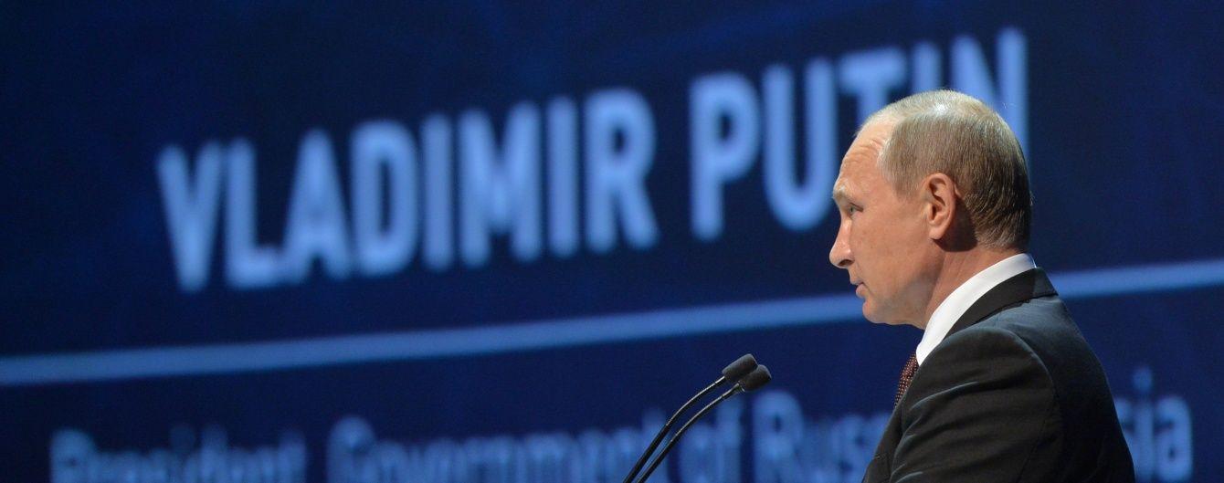 Путін розповів, коли сподівається відновити стосунки з США