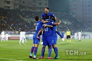 Хорватія шістьма голами декласувала Косово у відборі до ЧС-2018