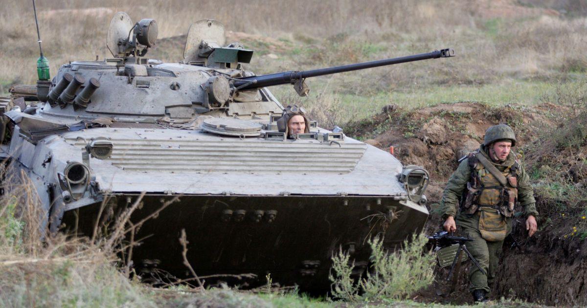 Боевики устроили ад в поселке Водяное под Мариуполем