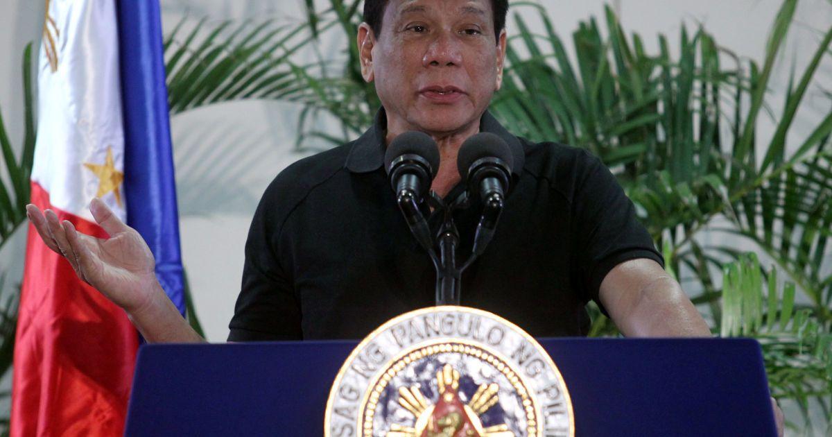 """Одіозний президент Дутерте """"назвав"""" себе філіппінським Гітлером"""