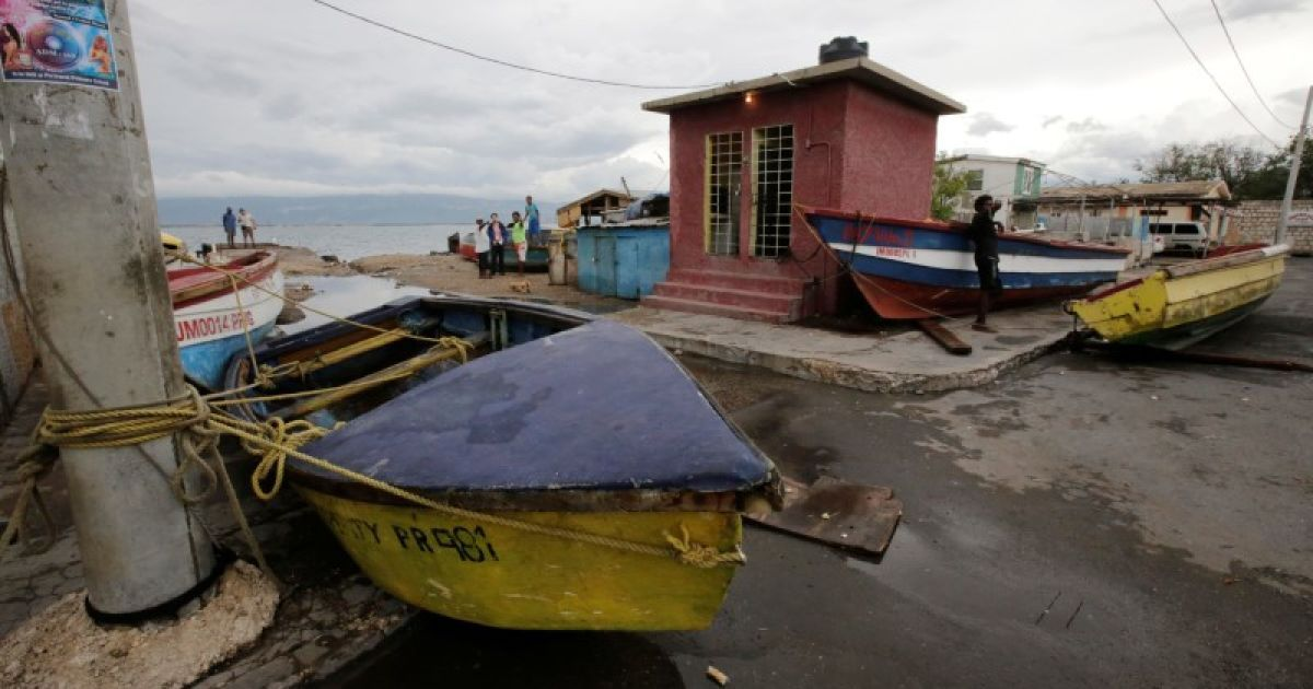 Ураган Метью у США @ Reuters