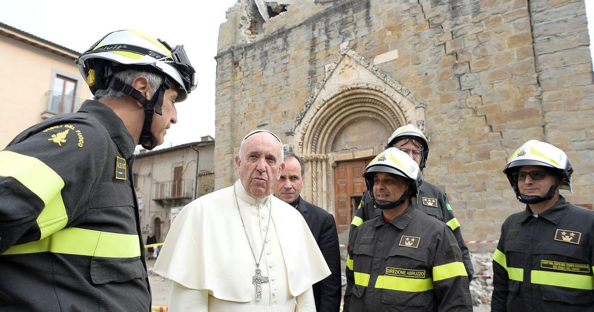 Папа Римський в Італії @ Reuters